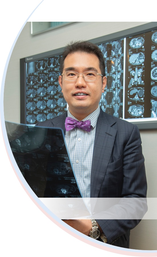 Dr. Angus Leung, Clinical Oncologist